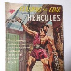 Tebeos: CLÁSICOS DEL CINE Nº 37 - HÉRCULES - ORIGINAL EDITORIAL NOVARO. Lote 218186371