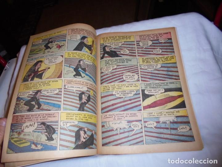 Tebeos: LA PEQUEÑA LULU Nº 199.EDICIONES NOVARO 1964.PROCEDE DE RETAPADO VER FOTOS - Foto 5 - 218215310
