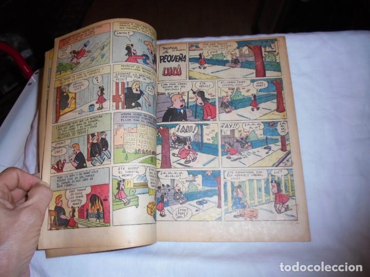 Tebeos: LA PEQUEÑA LULU Nº 200.EDICIONES NOVARO 1964.PROCEDE DE RETAPADO VER FOTOS - Foto 4 - 218215391