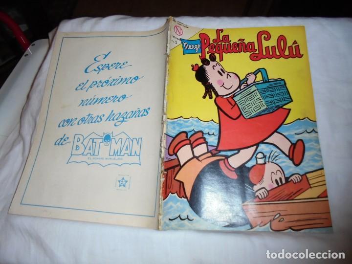 Tebeos: LA PEQUEÑA LULU Nº 200.EDICIONES NOVARO 1964.PROCEDE DE RETAPADO VER FOTOS - Foto 6 - 218215391