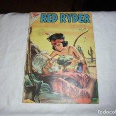 Tebeos: RED RYDER Nº67 .EDICIONES NOVARO 1960.PROCEDE DE RETAPADO VER FOTOS. Lote 218215663
