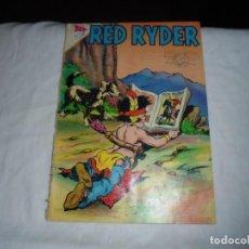 Tebeos: RED RYDER Nº80 .EDICIONES NOVARO 1961.PROCEDE DE RETAPADO VER FOTOS. Lote 218215901