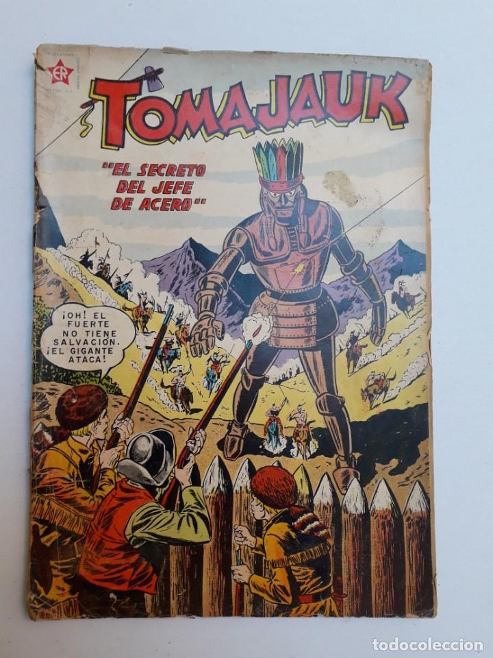 TOMAJAUK Nº 68 - ORIGINAL EDITORIAL NOVARO (Tebeos y Comics - Novaro - Sci-Fi)