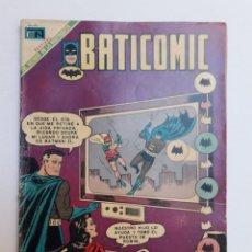 Giornalini: BATICOMIC Nº 22 - ORIGINAL EDITORIAL NOVARO. Lote 218272857
