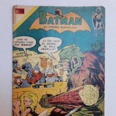 Tebeos: BATMAN Nº 728 - ORIGINAL EDITORIAL NOVARO. Lote 218273308