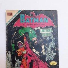 Tebeos: BATMAN Nº 575 - LINTERNA VERDE - ORIGINAL EDITORIAL NOVARO. Lote 218273602