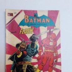 Tebeos: BATMAN Nº 498 - FLASH! - ORIGINAL EDITORIAL NOVARO. Lote 218274045