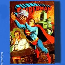 Tebeos: SUPERMAN LIBROCÓMIC - TOMO NÚMERO L (50) RÚSTICA DE TACO - EDITORIAL NOVARO - ORIGINAL. Lote 107937179