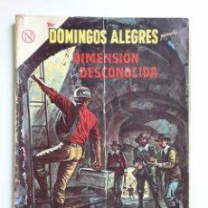 Tebeos: DOMINGOS ALEGRES Nº 506 - DIMENSIÓN DESCONOCIDA - ORIGINAL EDITORIAL NOVARO. Lote 218369718