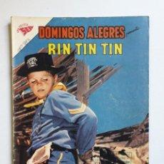 Giornalini: DOMINGOS ALEGRES Nº 393 - RIN TIN TIN - ORIGINAL EDITORIAL NOVARO. Lote 218370235