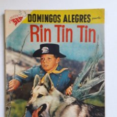 Tebeos: DOMINGOS ALEGRES Nº 222 - RIN TIN TIN - ORIGINAL EDITORIAL NOVARO. Lote 218370800