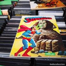 Tebeos: SUPERMAN, LIBROCOMIC VI, 1974, NOVARO, MUY BUEN ESTADO. Lote 218372917