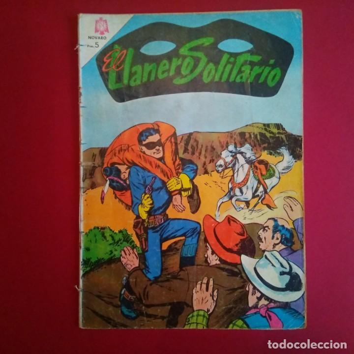 EL LLANERO SOLITARIO Nº 16 - 1953 - NOVARO (LOMO COSIDO) (Tebeos y Comics - Novaro - El Llanero Solitario)