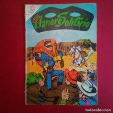 Tebeos: EL LLANERO SOLITARIO Nº 16 - 1953 - NOVARO (LOMO COSIDO). Lote 218560903