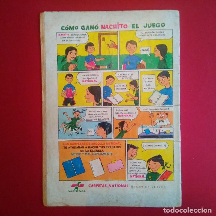Tebeos: EL LLANERO SOLITARIO Nº 16 - 1953 - NOVARO (LOMO COSIDO) - Foto 3 - 218560903