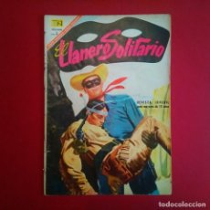 Tebeos: EL LLANERO SOLITARIO Nº 144 - 1953 - NOVARO (LOMO COSIDO). Lote 218561050
