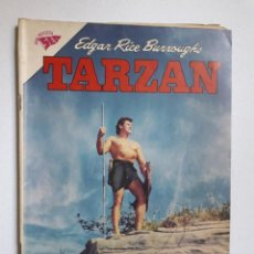 Tebeos: TARZÁN Nº 139 - ORIGINAL EDITORIAL NOVARO. Lote 218572381