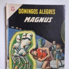 Tebeos: DOMINGOS ALEGRES Nº 607 - MAGNUS! - ORIGINAL EDITORIAL NOVARO. Lote 218573037