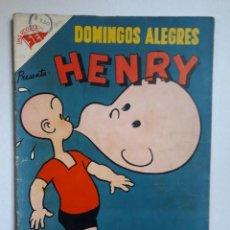 Tebeos: DOMINGOS ALEGRES Nº 64 - HENRY - ORIGINAL EDITORIAL NOVARO. Lote 218574273