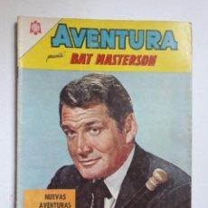 Tebeos: AVENTURA Nº 348 - BAT MASTERSON - ORIGINAL EDITORIAL NOVARO. Lote 218578057