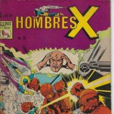 Tebeos: LOS HOMBRES X: MARVEL - Nº 15, MARZO 31 DE 1967 ** EDITORA DE PERIÓDICOS, S.C.L, LA PRENSA **. Lote 218578871