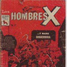 Tebeos: LOS HOMBRES X: MARVEL - Nº 17, MAYO 31 DE 1967 ** EDITORA DE PERIÓDICOS, S.C.L, LA PRENSA **. Lote 218578995