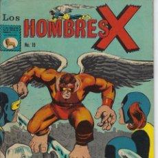 Tebeos: LOS HOMBRES X: MARVEL - Nº 19, JULIO 31 DE 1967 ** EDITORA DE PERIÓDICOS, S.C.L, LA PRENSA **. Lote 218579238