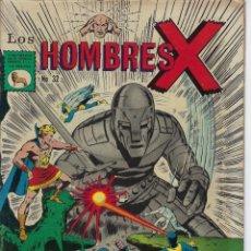 Tebeos: LOS HOMBRES X: MARVEL - Nº 32, AGOSTO 31 DE 1968 ** EDITORA DE PERIODICOS, S.C.L, LA PRENSA **. Lote 218579598