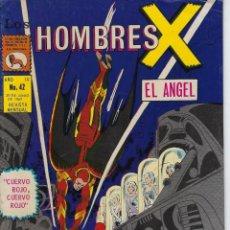 Tebeos: LOS HOMBRES X: MARVEL - Nº 42, JUNIO 30 DE 1969 ** EDITORA DE PERIODICOS, S.C.L, LA PRENSA **. Lote 218579765