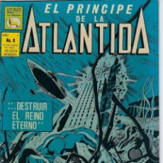 Tebeos: EL PRÍNCIPE DE LA ATLÁNTIDA - Nº 8, JUNIO 30 DE 1969 ** EDITORA DE PERIODICOS, S.C.L, LA PRENSA **. Lote 218580215