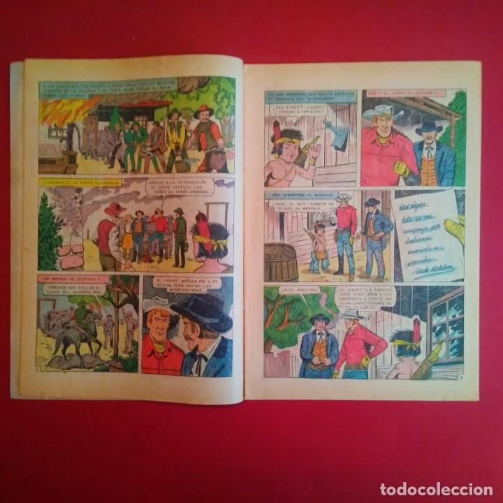 Tebeos: RED RYDER - NOVARO (LOMO COSIDO) - Foto 2 - 218611461