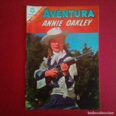 Tebeos: ANNIE OAKLEY Nº 463 - 1966 - NOVARO (LOMO COSIDO) ESTADO BUENO. Lote 218612225