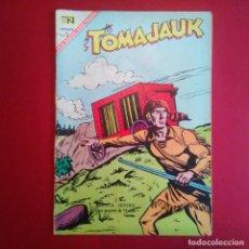 Tebeos: TOMAJAUK Nº 139 - NOVARO, 1967 (2 DE 4) (LOMO COSIDO) ESTADO BUENO. Lote 218613805