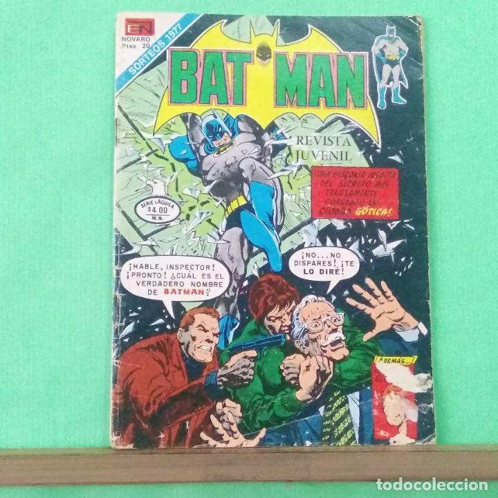 BATMAN NUM. 2-919-SERIE AGUILA - EDITORIAL NOVARO (Tebeos y Comics - Novaro - Batman)
