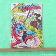 Tebeos: SUPERMAN Nº 2 1170 -SERIE AGUILA 14 AGOSTO 1978 ED NOVARO. Lote 218727361