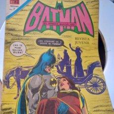 Tebeos: BATMAN. Lote 218813252