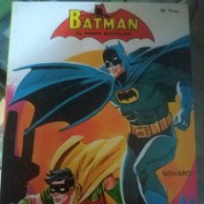 Livros de Banda Desenhada: BATMAN LIBRO COMIC NOVARO TOMO I. Lote 218877065