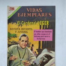 Tebeos: VIDAS EJEMPLARES Nº 292. EL PADRE LEGER. EDITORIAL NOVARO. TDKC78. Lote 219109585