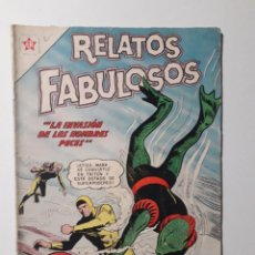 Tebeos: RELATOS FABULOSOS Nº 34 - ORIGINAL EDITORIAL NOVARO. Lote 219134961
