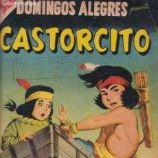 Giornalini: TOMO CON 19 TEBEOS ENCUADERNADOS DOMINGOS ALEGRES DE NOVARO. Lote 219246973