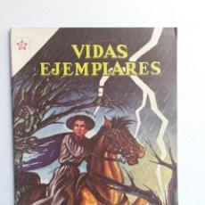 Tebeos: VIDAS EJEMPLARES Nº 111 - SAN GERARDO MAYELA - ORIGINAL EDITORIAL NOVARO. Lote 219470242