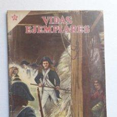 Tebeos: VIDAS EJEMPLARES Nº 68 - EL CURA DE ARS - ORIGINAL EDITORIAL NOVARO. Lote 219471531