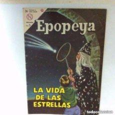 Tebeos: LA VIDA DE LAS ESTRELLAS -Nº.68 (1964)- MUY BUENA CONSERVACIÓN. Lote 219501593