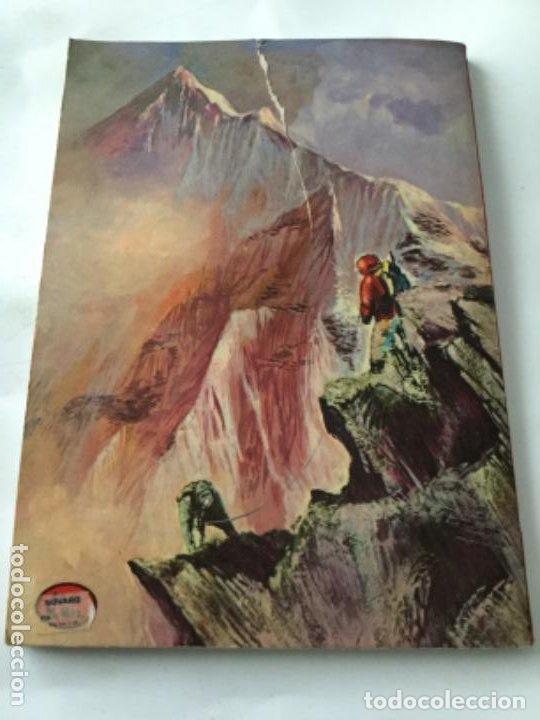 Tebeos: Grandes viajes-libro 64 páginas-la conquista del himalaya y al polo norte en globo- 1973 - Foto 2 - 219505155