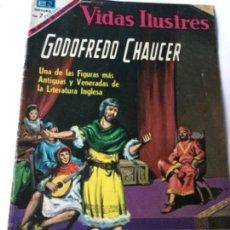 Tebeos: GODOFREDO CHAUCER - .NUM.218 - 1969. Lote 219506038