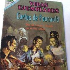 Tebeos: CARLOS DE FOUCAULD - NUM. 274 - 1968. Lote 219506083