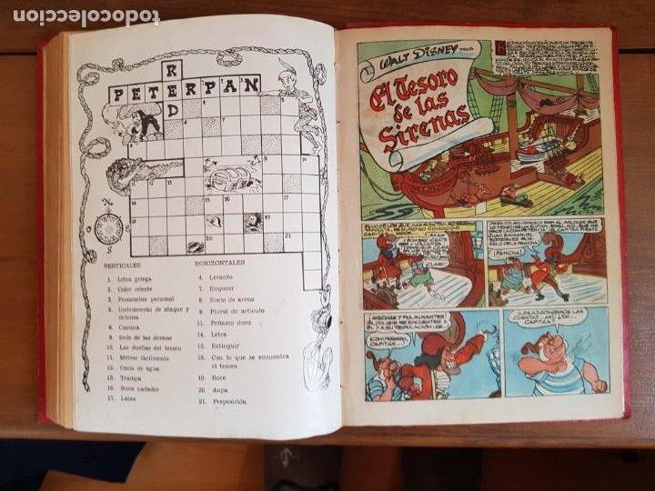 Tebeos: LOTE 12 TEBEOS/CÓMIC TOMO ORIGINAL TOM Y JERRY EXTRA PORKY DUMBO DOMINGOS ALEGRES NOVARO SEA 1955 - Foto 17 - 219523931