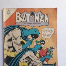 Tebeos: BATMAN Nº 335 - ORIGINAL EDITORIAL NOVARO. Lote 219600243