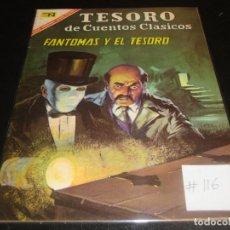Tebeos: TESORO DE CUENTOS CLASICOS 116. Lote 219620950