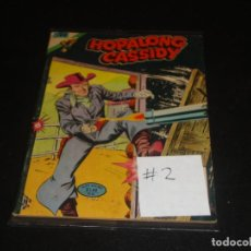 Tebeos: HOPALONG CASSIDY 2 SERIE COLIBRI. Lote 219621555